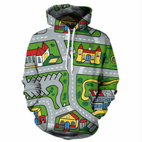 The Original Car Mat Hoodie