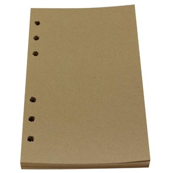 Replacement  Paper Chinese Journal Planner Organizer Inserts
