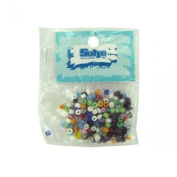 Asst Color Small Pony Beads Beads