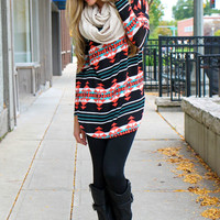 Pumpkin Patch Tunic