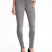 Mid-Rise Rockstar Jeans for Women | Old Navy