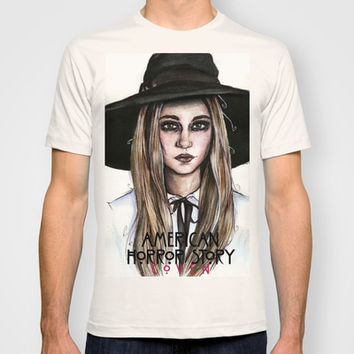 American Horror Story Coven T-shirt by Vooce & Kat