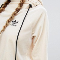 Adidas Originals Women Fashion Hooded Top Pullover Sweater Sweatshirt Hoodie