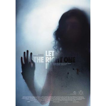 Let the Right One In 27x40 Movie Poster (2008)