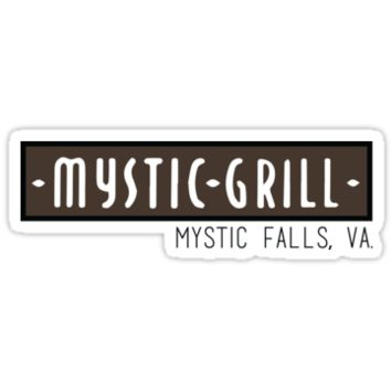 Mystic Grill - The Vampire Diaries by SparksGraphics