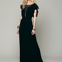 Free People Womens FP X Film Noir Dress