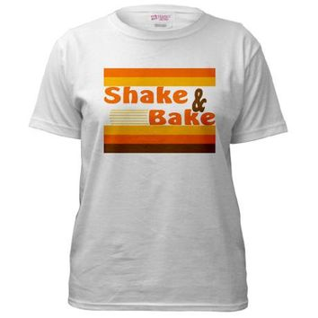 Shake & Bake Tee on CafePress.com