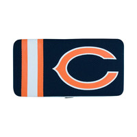 Chicago Bears NFL Shell Mesh Wallet