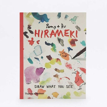 Himameki: Draw What You See Book - Urban Outfitters