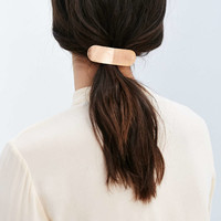 Carolina Brushed Metal Barrette - Urban Outfitters