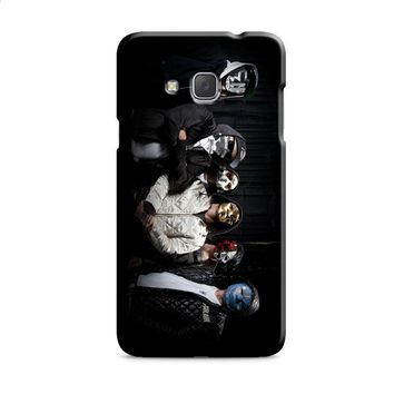 Hollywood Undead (group masks jackets) Samsung Galaxy J7 2015 | J7 2016 | J7 2017 Case