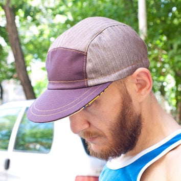 5 panel hat * cycling cap * 55 to 58 cm