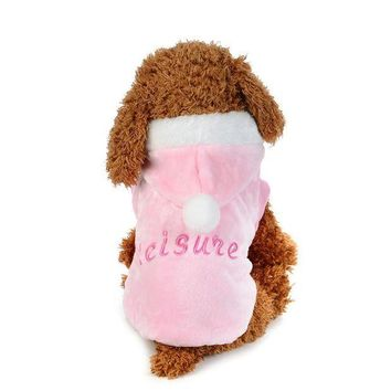 ICIKU7Q pet clothes for rabbits dog clothes for small dogs winter puppy chihuahua coat winter pet clothes For Animals ropa para perros