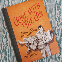 Gone with the Gin Movie Inspired Cocktails