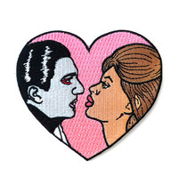 I'm In Love With Dracula Patch