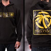 Heat Wave Factory Sweatshirt BLACK