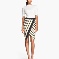 H&M Wrap-front Skirt $34.95