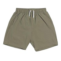 All Over Short - Olive