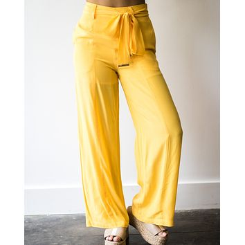 Lemon Drop Pants