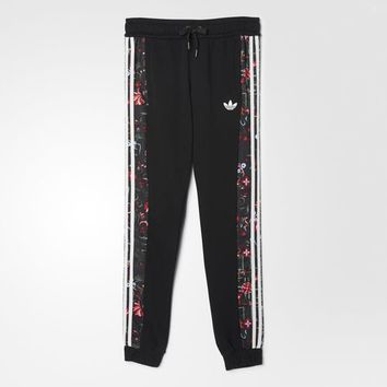 adidas Moscow Soft Cuffed Track Pants - Black | adidas US