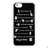 Disney Lessons Learned Mash-Up For iPhone 5 / 5S / 5C Case