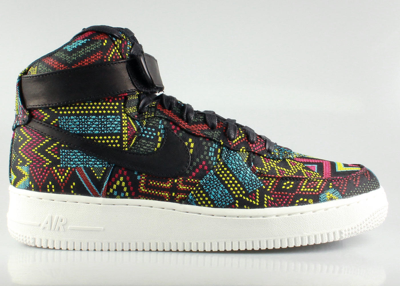 Nike Men s Air Force 1 High QS BHM - from KickzStore  a1c5ced952f1