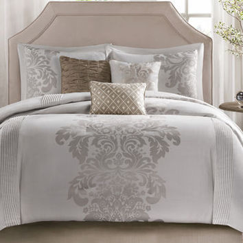 Madison Park Randall 7-pc. Comforter Set