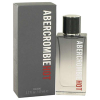Abercrombie Hot Cologne by Abercrombie & Fitch 1.7 oz Cologne Spray