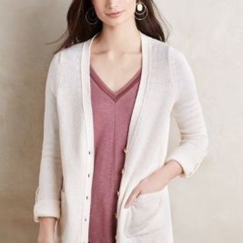 Moth Searcy Cardigan in Neutral Size: