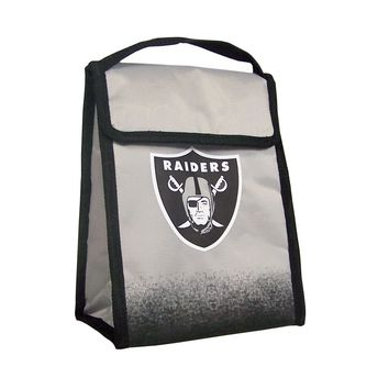 NFL Oakland Raiders Insulated  Lunch Bag Cooler