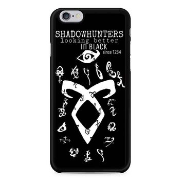 Shadowhunters Runes 2 iPhone 6/6S Case