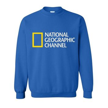 Best Gift For Friend Princess NATIONAL GEOGRAPHIC CHANNEL funny Hoodies Sweatshirts for men