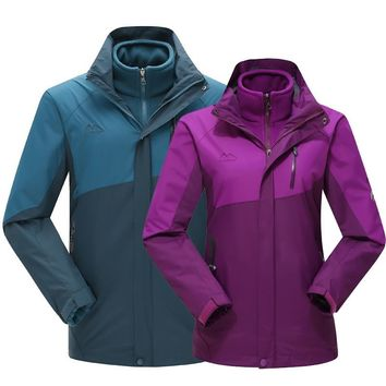 Women Snowboarding Colorful Warm Waterproof Windproof Breathable Skiing Jackets  soft Jacket liner Thermal Christmas Jacket