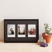 Instax Multi Picture Frame- Black One