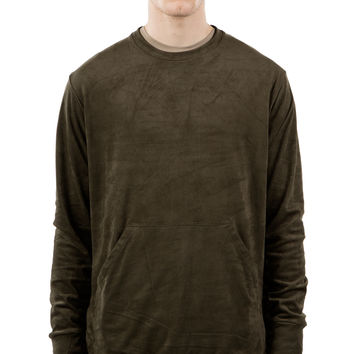 ELEMENT SWEATSHIRT MOSS