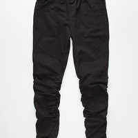 Uncle Ralph Bungee Mens Twill Jogger Pants Black  In Sizes