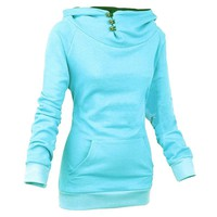 Outerwear Women Sweatshirt Hoodies