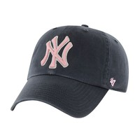 '47 Brand New York Yankees Clean Up Adjustable Cap - Adult, Size: One Size (Blue)