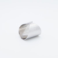 Bold style ring