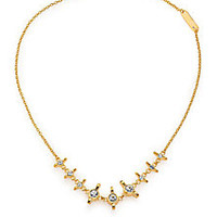 Marc by Marc Jacobs - Wing Nut Necklace - Saks Fifth Avenue Mobile