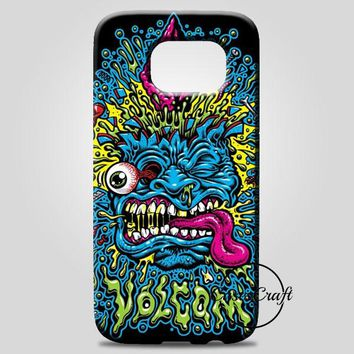 Volcom Jimbo Philips Apparel Clothing Samsung Galaxy Note 8 Case | casescraft