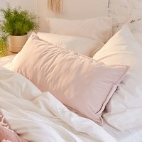 Velvet Body Pillow | Urban Outfitters