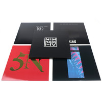 Nine Inch Nails: Halo I-IV (180g) Vinyl Boxset (Record Store Day)