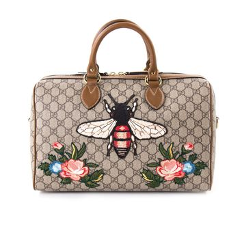 Gucci GG Supreme Boston Bag. Limited Edition!