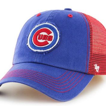4c9fb3e1e60 Mens Chicago Cubs Taylor Closer Hat By  47 Brand
