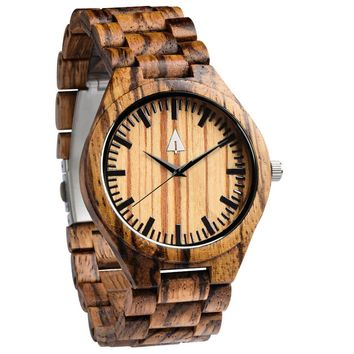 Classic All Zebrawood Alpine
