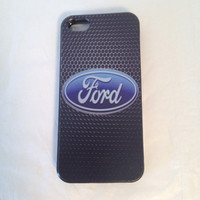 Ford logo phone case for iPhone 5 5s
