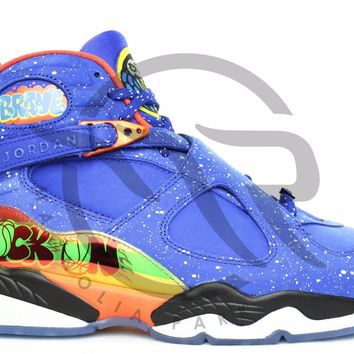 AIR JORDAN RETRO 8 DB - DOERNBECHER
