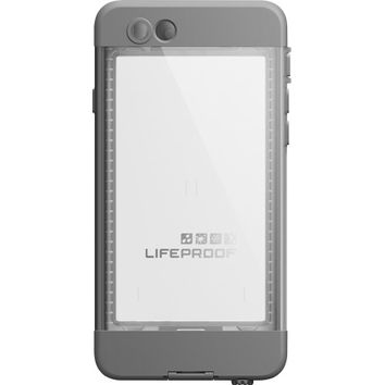LifeProof - nuud Hard Case for Apple® iPhone® 6 - White