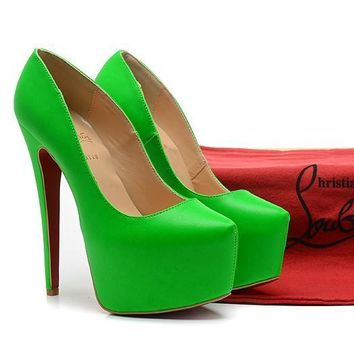 CL Christian Louboutin Fashion Heels Shoes-203